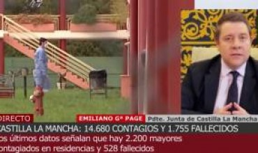 Izquierda Unida muestra su indignación ante las declaraciones de García-Page sobre las personas mayores