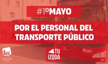 Primero de Mayo en Cuenca 2020