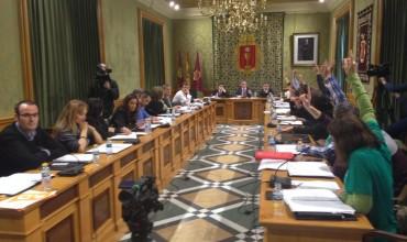 IU y PSOE exigimos una convocatoria urgente de la Junta de Portavoces para tratar el Pleno de presupuestos.