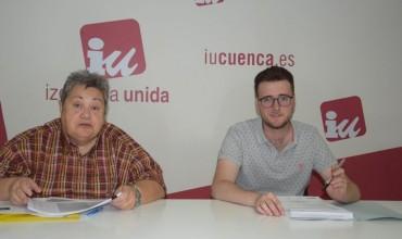 IU considera que los presupuestos de 2020 llegan tarde y son continuistas porque PSOE y CnU están cómodos con los del PP