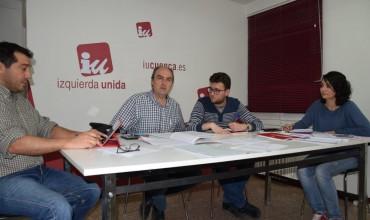 Izquierda Unida se compromete a tomar medidas contra la acumulación de partículas PM10 en Cuenca con Verdes Independientes