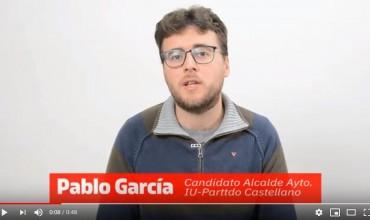 Conoce al candidato de IU – Pcas a la alcaldía del Ayuntamiento de Cuenca.