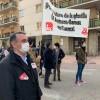 Enrique Santiago traslada en Cuenca a la plantilla de Siemens Gamesa una invitación para que detalle en el Congreso su rechazo al cierre de la planta