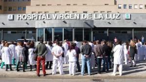 Concentración Hospital 25.08.14
