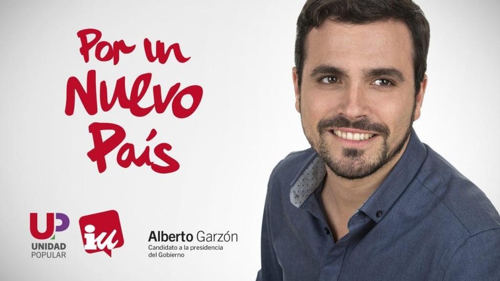 Alberto Garzón UP