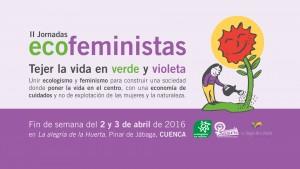 II Jornadas ecofeministas